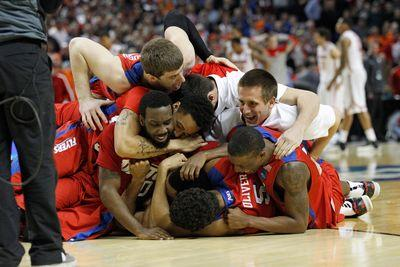 No team thrives in the face of adversity like the Dayton Flyers