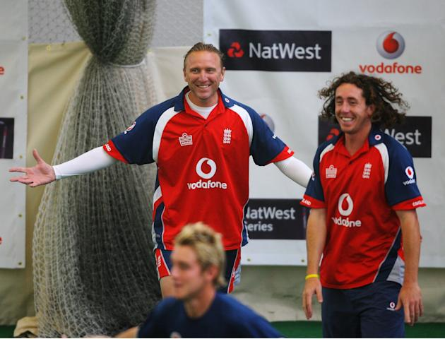 England & West Indies Nets