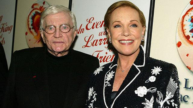 Julie Andrews Opens Up About 41-Year Marriage: 'It Was a Love Story'