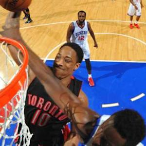DeRozan's Season-High