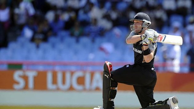 Brendon McCullum's New Zealand are facing a heavy defeat