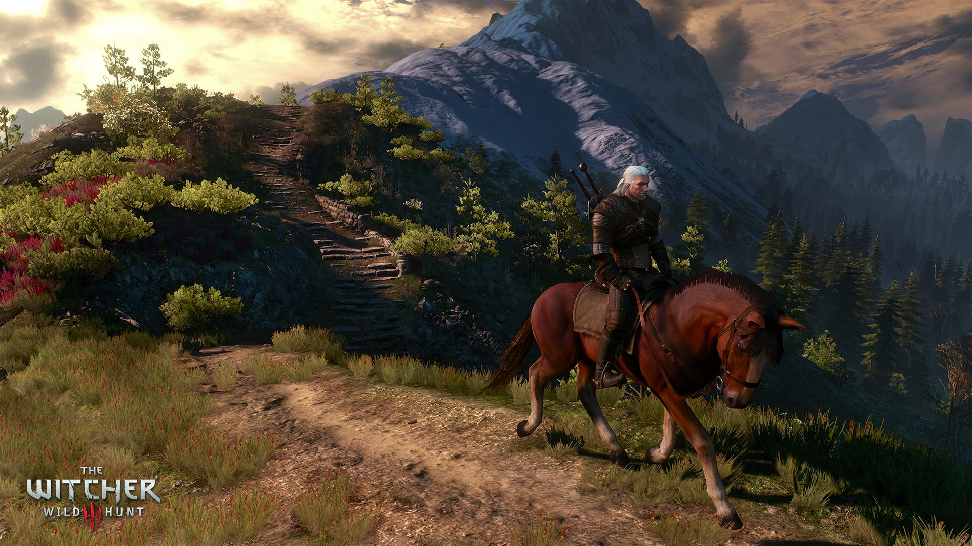 Xbox One Witcher 3 patch will lock frame rate at 30FPS