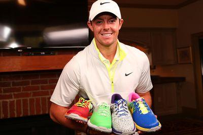 Rory McIlroy to wear colorful Nike golf shoes designed by kids impacted by cancer