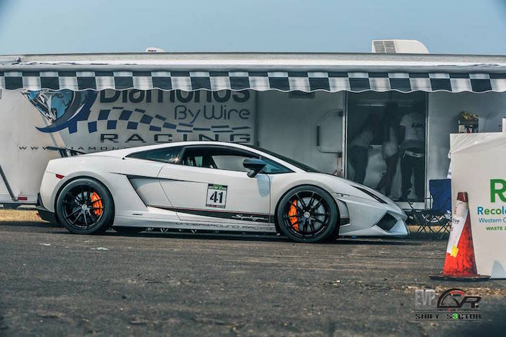 Watch This 2,000-HP Gallardo Become the World's Fastest Lamborghini…Again