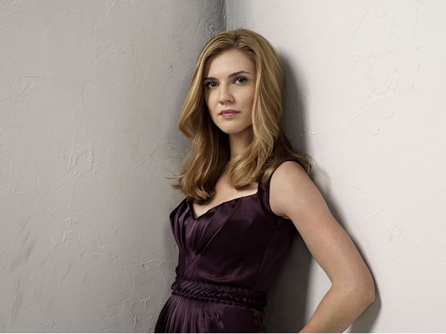 "Sara Canning stars as Jenna in ""The Vampire Diaries."""