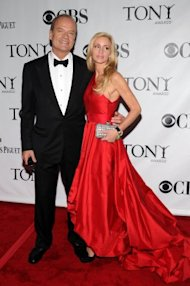 Kelsey and Camille at the Tony Awards, right before it got ugly. (Photo by Bryan Bedder/Getty Images) 
