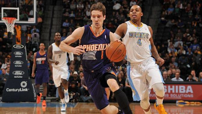 Green's 36 points lead Suns past Nuggets in OT