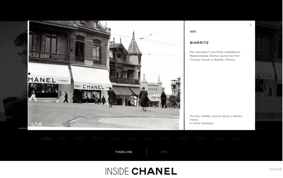Chanel Wants You to Delve Into Its Archives