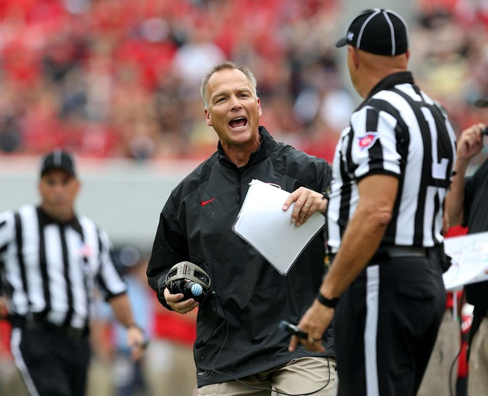 Richt planning no 'blackout' vs. LSU