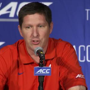 Clemson's Brad Brownell Pushing For a Tournament Berth | ACC Operation Basketball