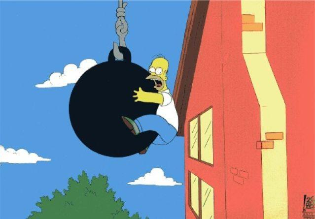 D'oh! 'MythBusters' to take on 'The Simpsons' best stunts