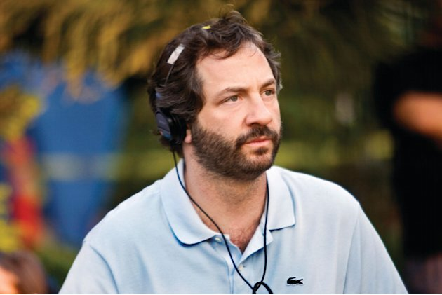 Director Judd Apatow Funny People Production Stills Paramount 2009