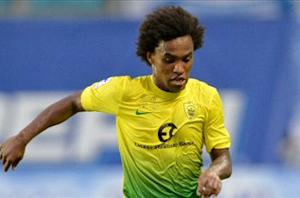 Villas-Boas denies Tottenham bid for Willian