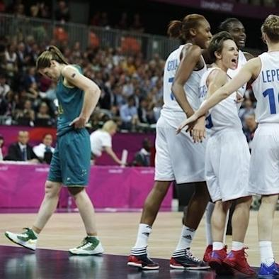 France stuns Australia in overtime at Olympics The Associated Press Getty Images Getty Images Getty Images Getty Images Getty Images Getty Images Getty Images Getty Images Getty Images Getty Images Ge