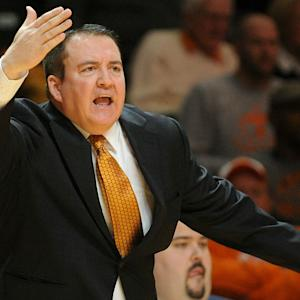 Trouble For Tennessee's Donnie Tyndall?