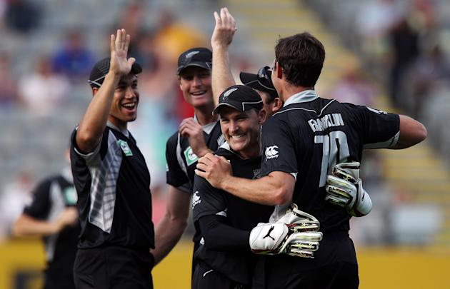 New Zealand v Pakistan - Game 6
