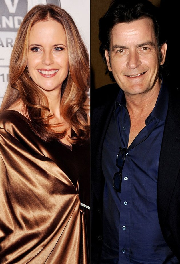 Kelly Preston & Charlie Sheen …