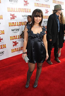 Danielle Harris at the Hollywood premiere of MGM/Dimension Films' Halloween