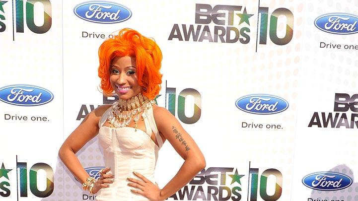 Minaj Nikki BET Awards