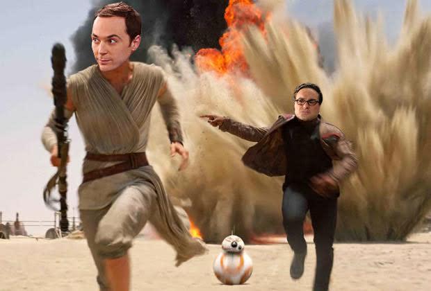 Big Bang Season 9: The Force Will Awaken Sheldon, Leonard & Co.