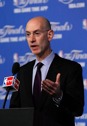 Silver: NBA's fight with Sterling almost over