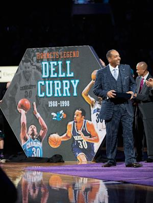 Former Charlotte Hornets player and current TV analyst…