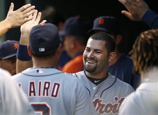 Tigers beat Orioles 7-2 for 6th straight win