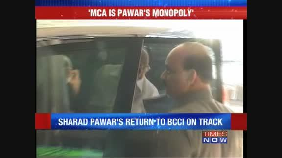 Decks cleared for Sharad Pawar's return