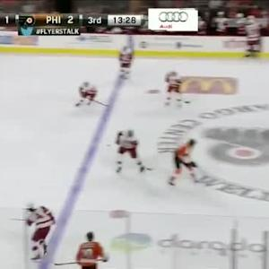 Red Wings at Flyers / Game Highlights