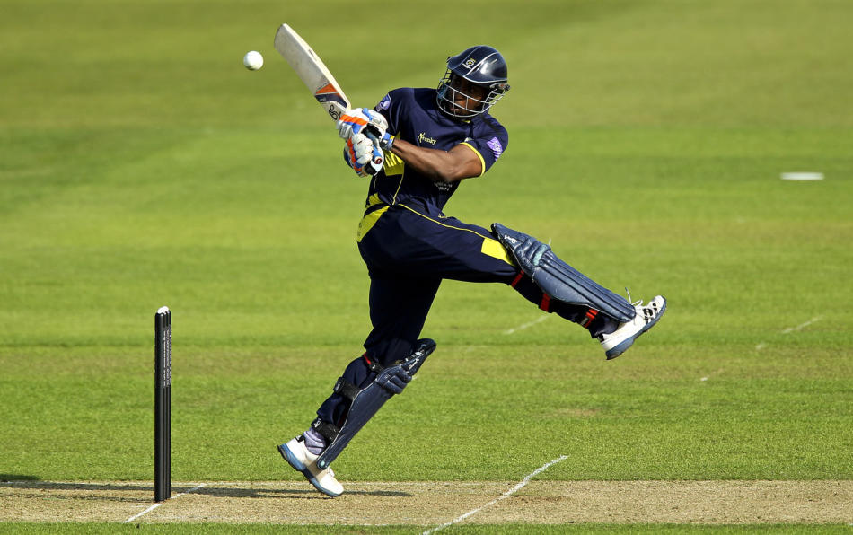 Hampshire v Durham - Yorkshire Bank 40
