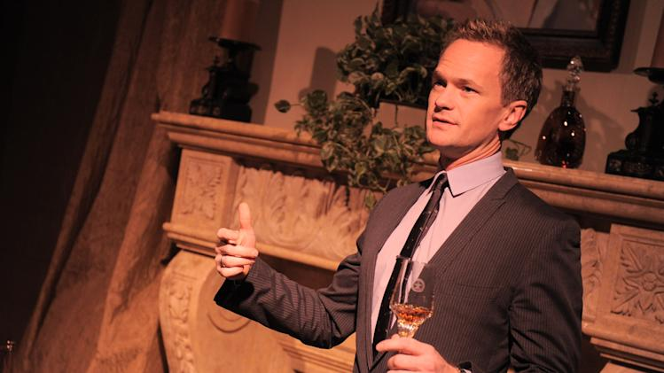 Neil Patrick Harris attends the LOUIS XIII and Audi Chairman's Circle Dinner for the Geffen Playhouse on Saturday, Nov. 17, 2012 at a private residence in Los Angeles. (Photo by Jordan Strauss/Invision LOUIS XIII/AP Images)