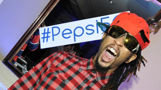IMAGE DISTRIBUTED FOR PEPSI - Lil Jon is seen at the Pepsi 5th Quarter in the French Quarter Post Super Bowl Party, on Sunday, Feb. 3, 2013, in New Orleans. (Photo by Jack Dempsey/Invision for Pepsi/AP Images)