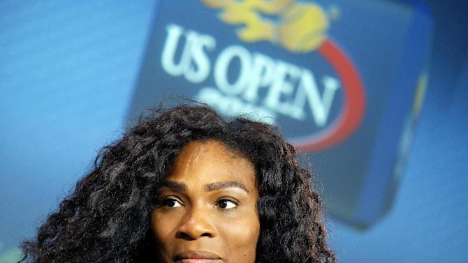 Tennis - Serena, Djokovic, Nadal start Monday at US Open