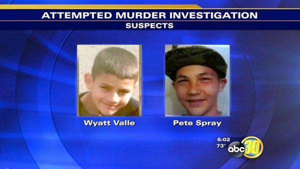 4 teens wanted for attempted murder and kidnapping in Exeter