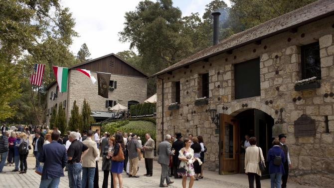 Winery to resume wine-making in old buildings