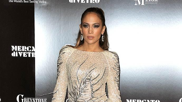 Jennifer Lopez PostAMA Party