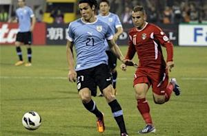 Jordan 0-5 Uruguay: Suarez & Co. put one foot in the World Cup