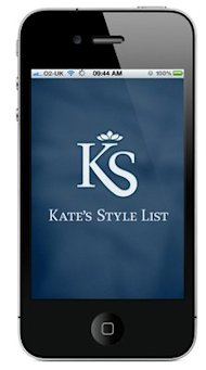 Kate&amp;#39;s Style List App