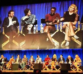 'The Walking Dead' At PaleyFest 2013: Creators, Cast Close & Controversy-Free