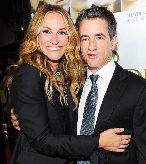 "Dermot Mulroney on Working With Julia Roberts Again: ""It Was Wonderful"""