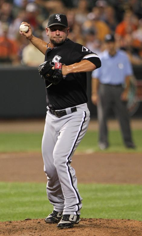 Jesse Crain and Paul Konerko to DL; Bad Luck Continues for Chicago White Sox