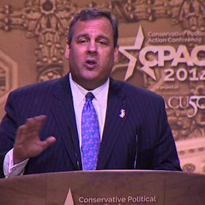 Conservatives agree: Chris Christie is great – for New Jersey
