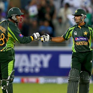Afridi stars in Pakistan's T20 win over Sri Lanka
