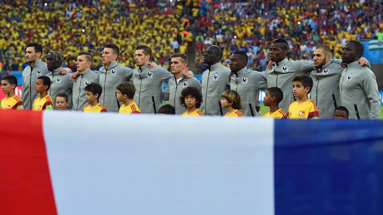 Ecuador v France: Group E - 2014 FIFA World Cup Brazil