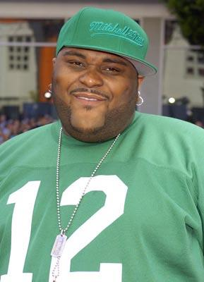 Ruben Studdard at the LA premiere of Warner Bros. Scooby Doo 2: Monsters Unleashed
