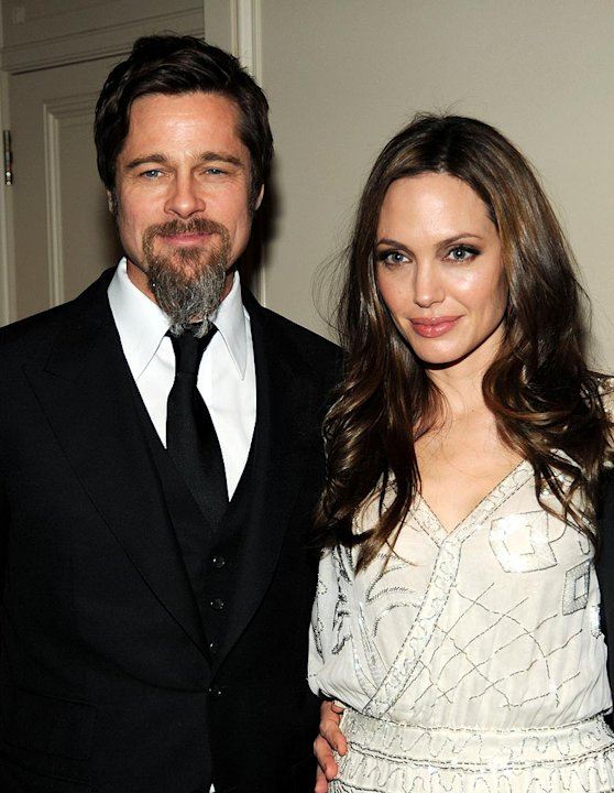 Pitt Jolie UNICEF Ball