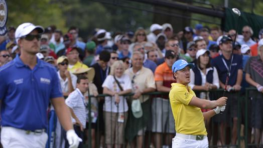 Swedes Stenson and Blixt come up just short