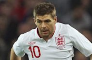 Gerrard: England not getting carried away ahead of Euro 2012