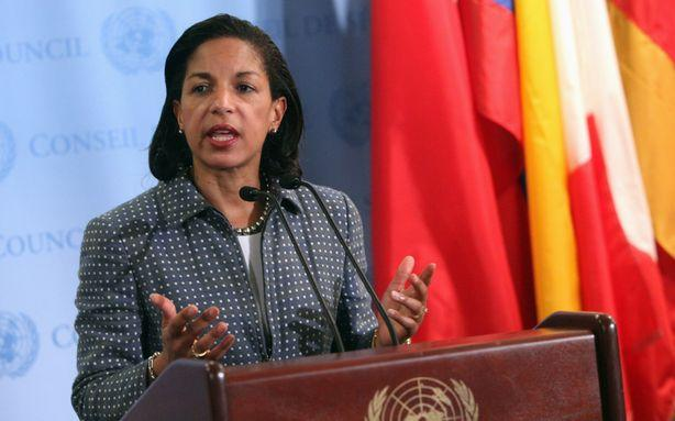 Susan Rice Edges One Step Closer to Getting HIllary Clinton's Job