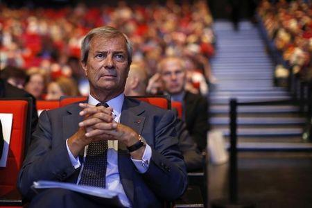 Vivendi's Bollore tightens control, asks for patience on deals
